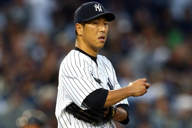 Sweet Relief for Yanks with Kuroda Signing