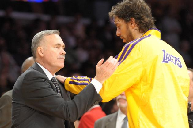 Lakers Will Give Mike D'Antoni a Longer Leash Than They Did Mike Brown