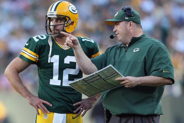 Green Bay Packers Poised to Take NFC North Title over Chicago Bears