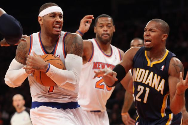 Breaking Down How to Successfully Defend Carmelo Anthony