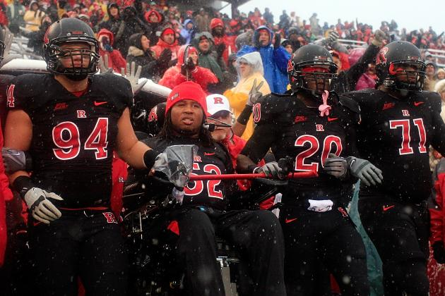 Eric LeGrand Responds to the Most Moving Sports Video of the Year