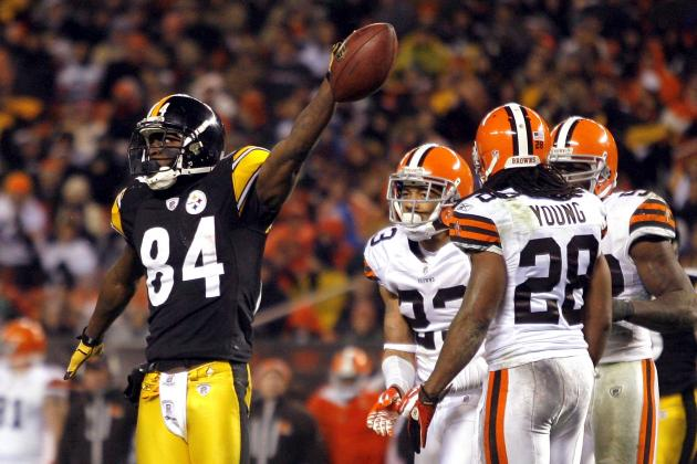 Steelers vs. Browns: TV Schedule, Live Stream, Spread Info, Game Time and More
