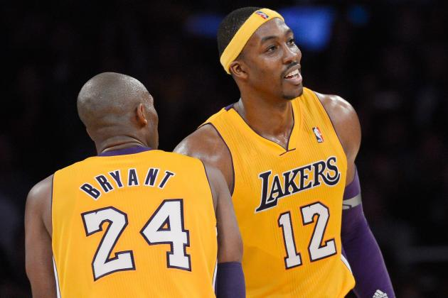 Lakers Beat Nets 95-90