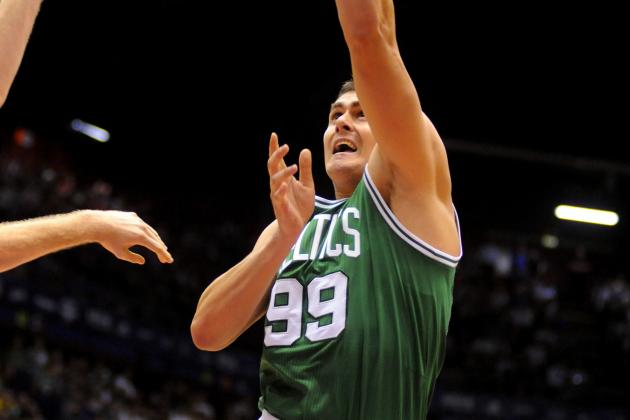 Darko Milicic Leaves Celtics
