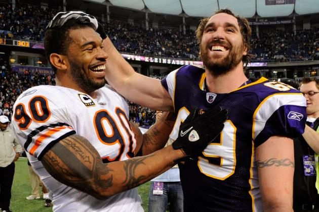 Vikings vs. Bears: TV Schedule, Live Stream, Spread Info, Game Time and More