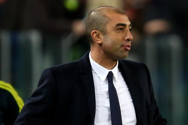 Roberto Di Matteo Sacked as Chelsea Manager