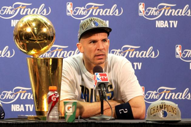 Should Jason Kidd Have His Number Retired in Dallas?