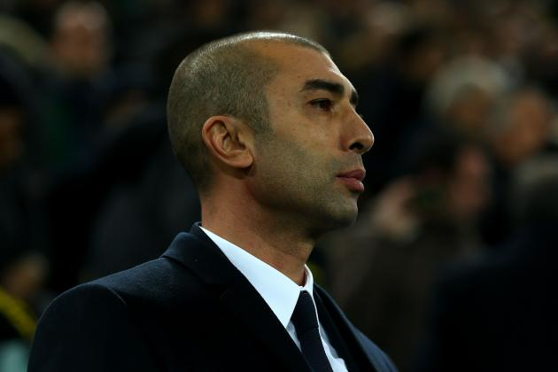 Chelsea Sack Manager Roberto Di Matteo: Statement, Analysis, Twitter Reaction