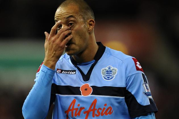 QPR's Zamora out for Three Months