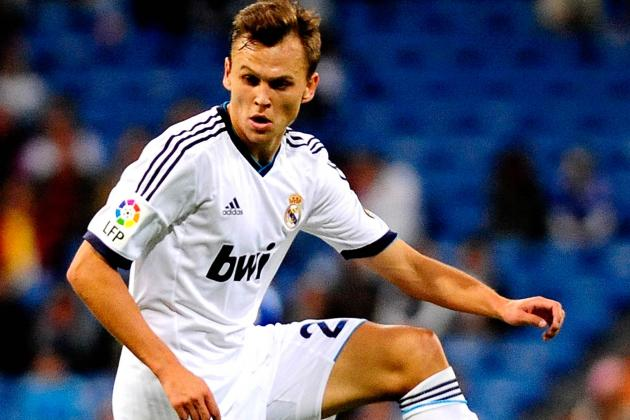 Madrid Rejects Everton Offer for Cheryshev