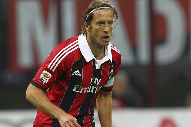 Ambrosini Will Quit Milan