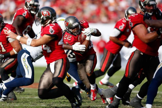 Doug Martin Compared to Ray Rice and Emmitt Smith, and More NFC South News