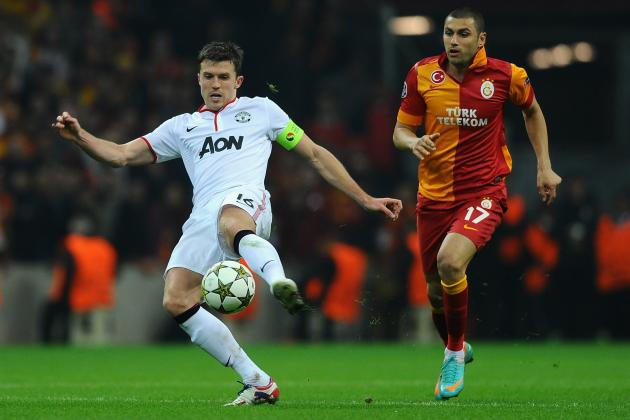 Manchester United: Points to Ponder from Champions League Loss to Galatasaray