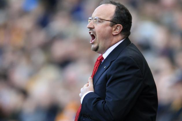 Rafa Benitez Lined Up for Chelsea Job