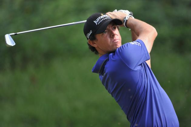 DP World Tour Championship 2012: Tee Times, Date and TV Schedule