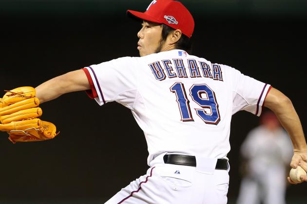 "The Phillies Are ""asking Around"" About Koji Uehara"