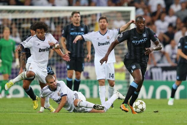 Manchester City vs Real Madrid: Live Stream Info for Epic Champions League Match