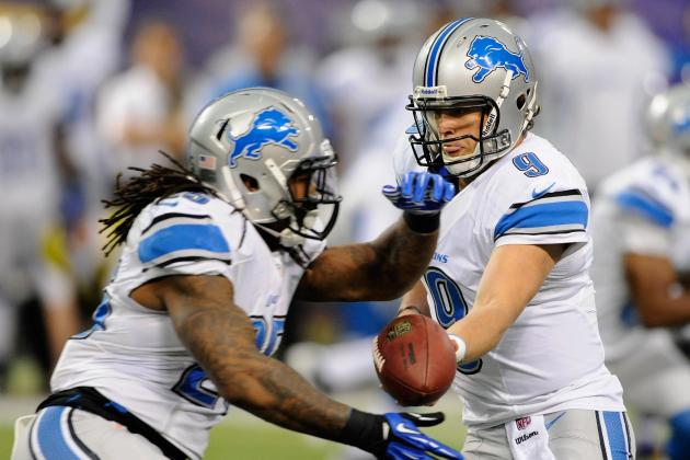 Texans vs Lions: Bold Predictions, Fantasy Preview for NFL Thanksgiving Day 2012