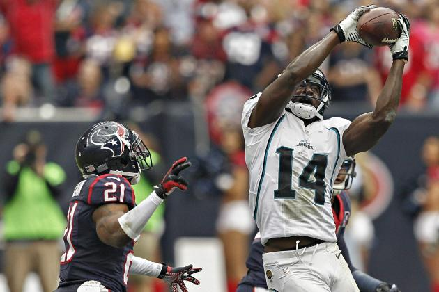 Justin Blackmon: Fantasy Owners Shouldn't Trust Jaguars WR in Week 12