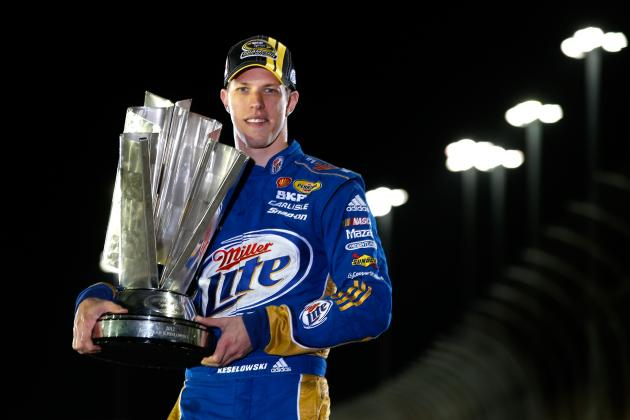 Brad Keselowski Is the Sprint Cup Champion NASCAR Needs
