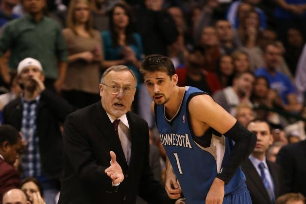 Is Minnesota Timberwolves Alexey Shved Ready for a Starting Role?