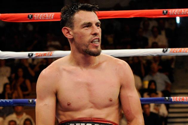 Guerrero vs. Berto: The Ghost Wins Interim WBC Welterweight Championship