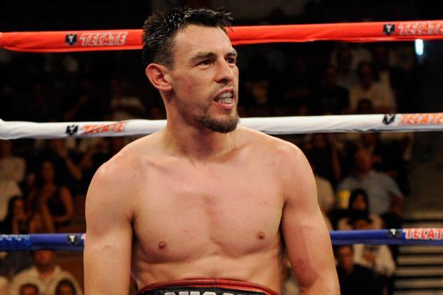 Guerrero vs. Berto: The Ghost Wins Interim WBC Welterweight Championship