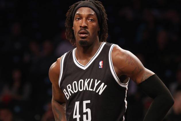 Gerald Wallace Wanted Kobe to Shoot with His Eyes Closed