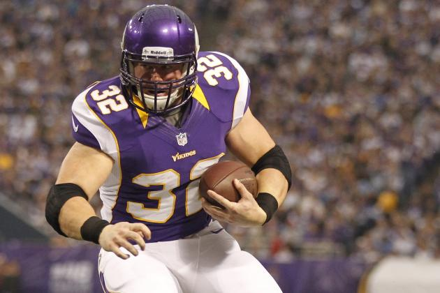 Craig: Gerhart Stays Grounded as He Watches Peterson Soar
