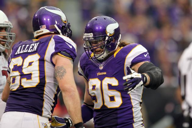 Hair and All, Brian Robison Proves to Be Very GoodStarter: CBS Minnesota