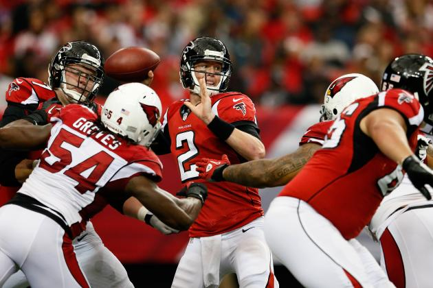 Atlanta Falcons Progress Report: Even with Top Record, Falcons Not Top NFL Team