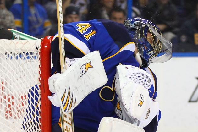 Update: Halak Signs in Germany, Not KHL