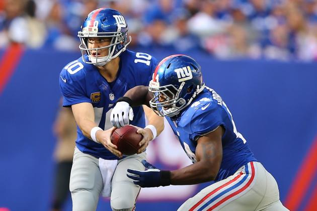 Giants' Weak Spot Is the Secondary