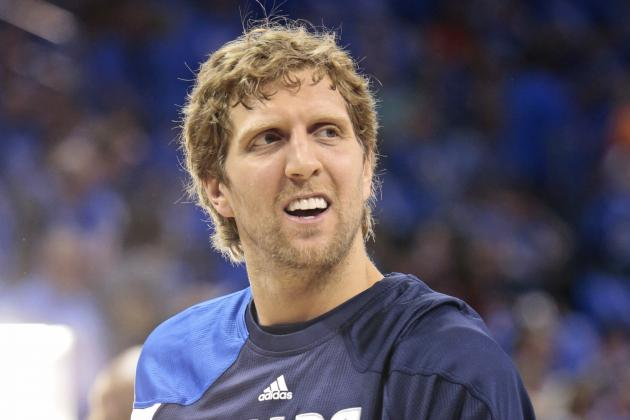 Dirk: Hopes of Playing Until 2016 Is Why I Won't Rush Return