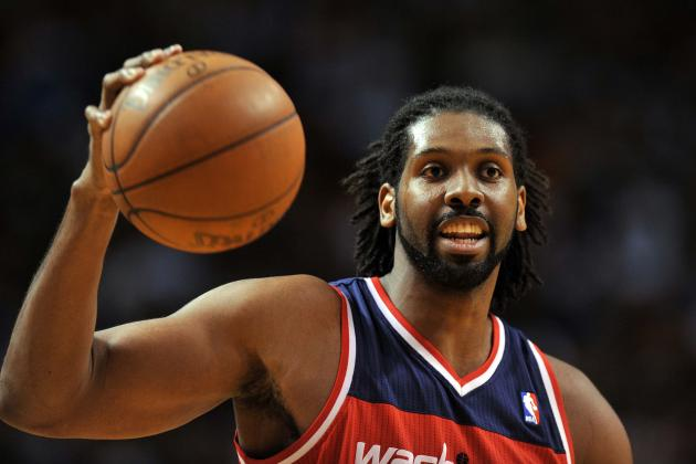 Report: Nene to Make Season Debut Wednesday vs. Hawks