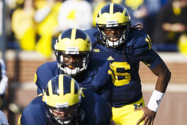 'Devnard' Gives Michigan Offense Options