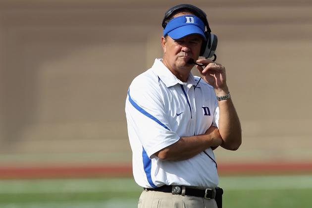 David Cutcliffe Agrees to Contract Extension