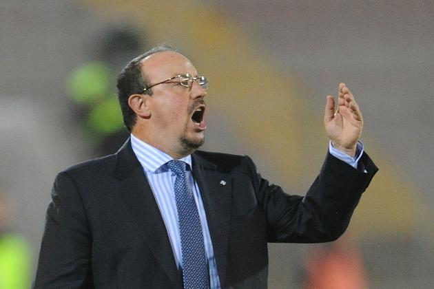 Rafa Benitez Reportedly Favorite to Take Charge of Chelsea Until End of Season