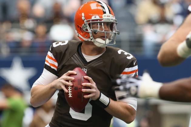 ESPN Analyst Ron Jaworski Believes Brandon Weeden Has Future in Cleveland