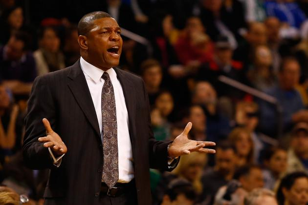 Doc Rivers Blasts Lakers over Treatment of Phil Jackson
