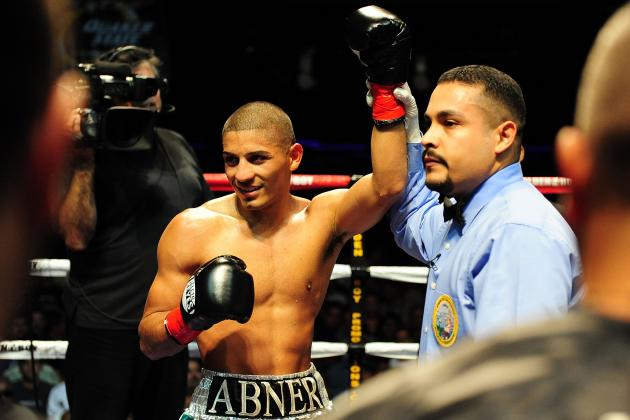 Abner Mares: Me and Donaire Fighting Can Save Boxing