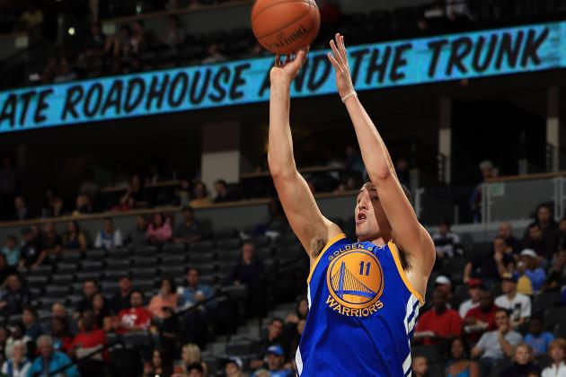 Is It Time to Bring Klay Thompson off the Bench?