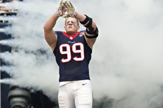 NFL Power Rankings Week 12: Where Each Team Stands as Stretch Run Begins