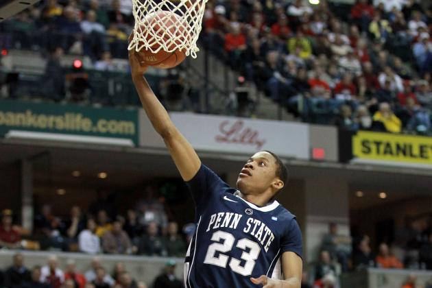 Penn State Loses Star Tim Frazier to Season-Ending Ruptured Achilles