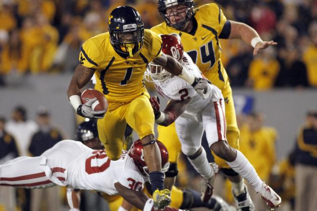 WVU to Make Earlier Jump into Meat of Big 12 Football Schedule Next Year
