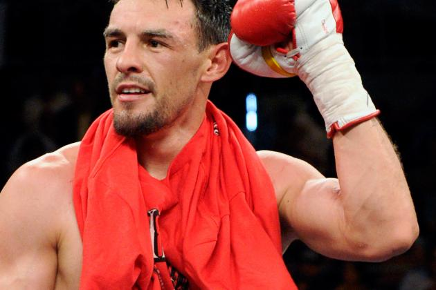 Robert Guerrero Details How Wife's Battle Against Cancer Has Motivated Him