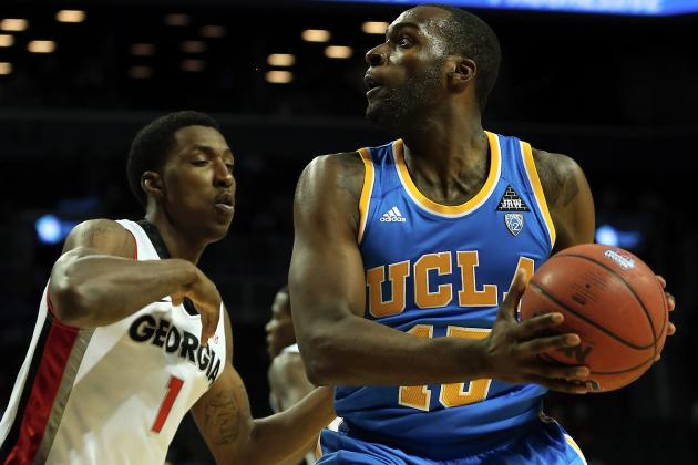 UCLA Holds Off Georgias Late Charge