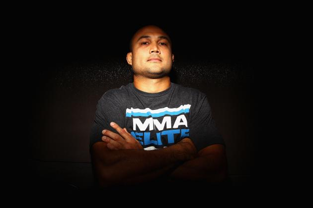 UFC on FOX 5: B.J. Penn on Upcoming Bout Against Rory MacDonald
