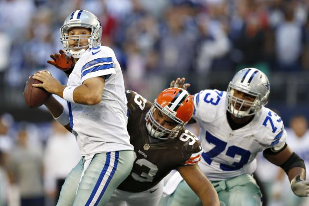 Washington Redskins vs. Dallas Cowboys Odds: Thanksgiving Betting Preview, Pick