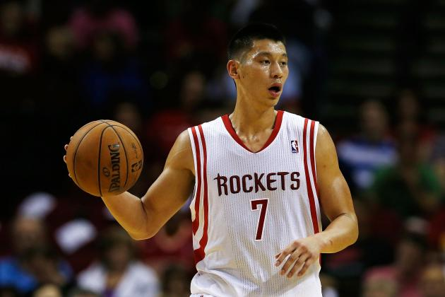 Jeremy Lin's Shooting Must Improve for Rockets PG to Realize Star Potential